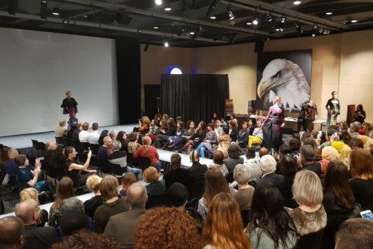 KBRI Den Haag promosikan budaya Indonesia melalui fashion show