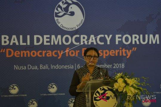 Indonesia promosikan demokrasi inklusif