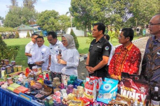 BBPOM Medan perketat produk kedaluwarsa jelang Natal-Tahun Baru