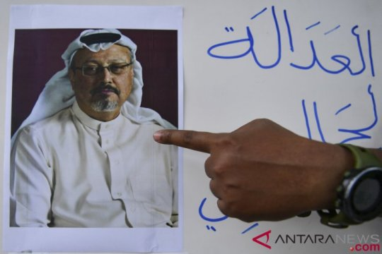 Turki dakwa mantan pejabat Saudi dalam pembunuhan Khashoggi