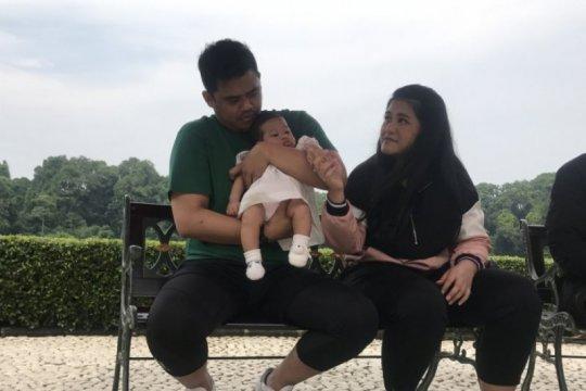 Begitu lahir, Cucu keempat Presiden Jokowi langsung dapatkan ASI