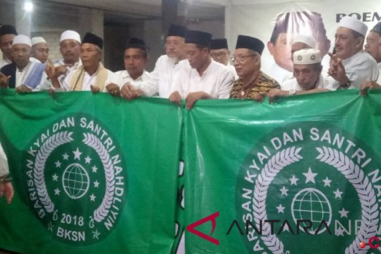 Cucu pendiri NU janjikan 60 persen suara Prabowo-Sandiaga