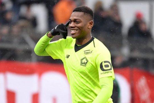 Gol semata wayang Jonathan Bamba antar Lille atasi Reims