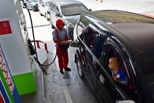 Pertamina jamin pasokan BBM di tol Trans Jawa selama Ramadhan-Lebaran