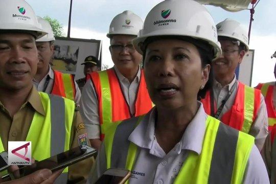 Menteri BUMN sebut PLTU Batang rampung Oktober 2019
