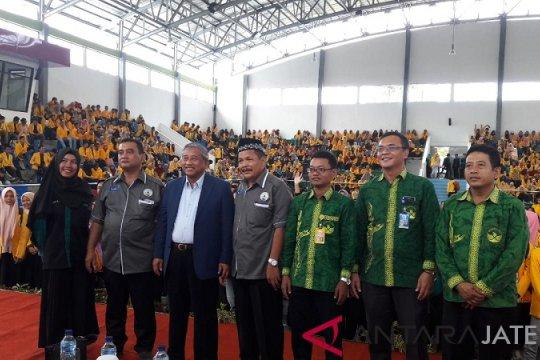 970 mahasiswa baru diterima Untidar jalur SBMPTN