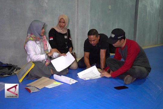 Banda Aceh kekurangan bilik suara karena tambahan TPS