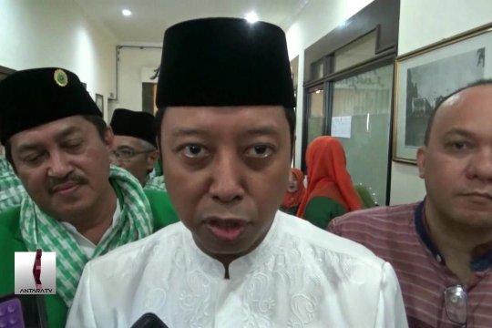 Bos PPP yakin Jatim milik Jokowi-Ma