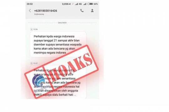 Cegah konten negatif, BRTI larang peredaran perangkat penyebar SMS