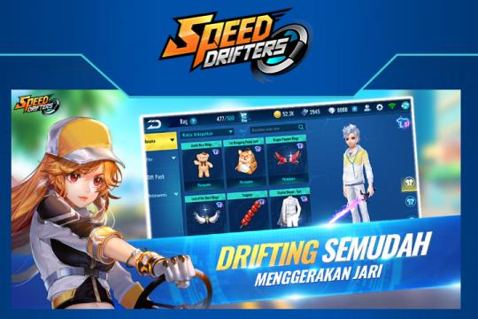 "Tahun depan game balap ""Speed Drifters"" bakal hadir"