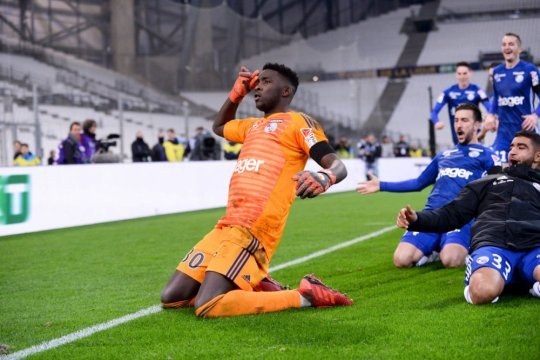 Marseille tersingkir, Monaco melaju di Piala Liga Prancis