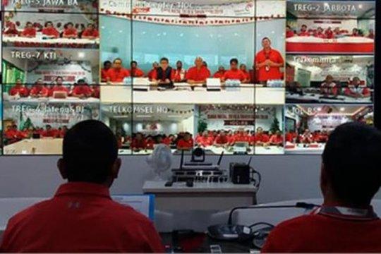 Siagakan 88 posko, Telkom pastikan layanan prima hadapi Natal- Tahun Baru