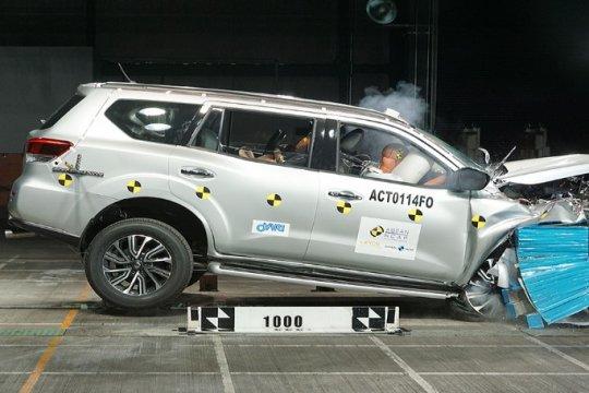 Nissan Terra sabet bintang lima pada uji tabrak ASEAN NCAP