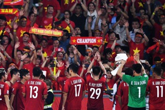 Malaysia siapkan mental hadapi Vietnam di babak final