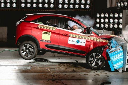 Ini SUV kompak India pertama peraih bintang lima Global NCAP