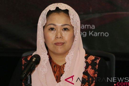 Yenny Wahid ingat neneknya saat terlibat  Harlah Muslimat NU