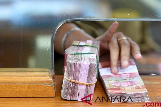 Rupiah Rabu sore menguat pasca rilis data pertumbuhan ekonomi