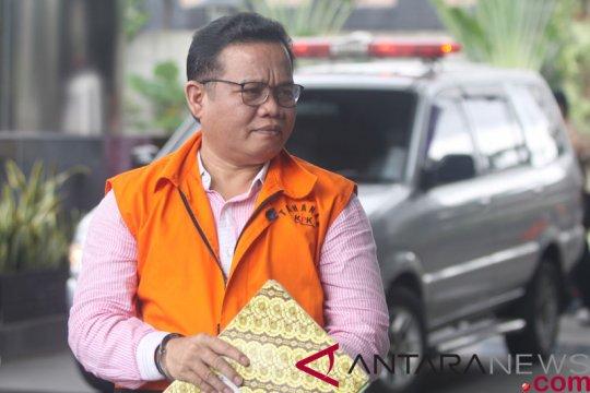 Tiga anggota DPRD Sumut kembali didakwa terima suap