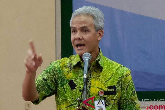 Ganjar ajak lima difabel ikuti program sehari bersama gubernur