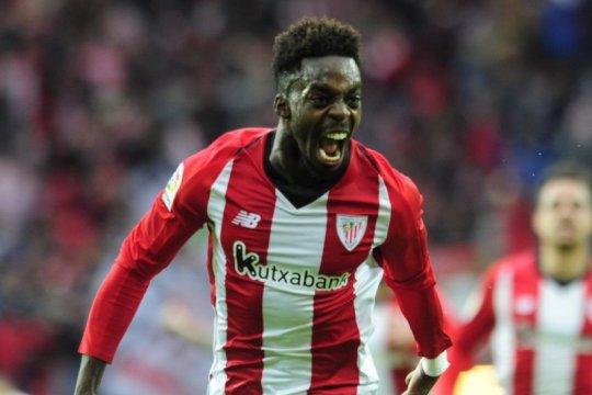 Teken kontrak baru, Williams bertahan di Bilbao hingga 2028