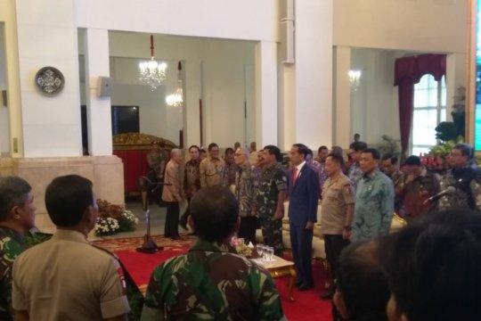 Presiden ingin batas usia pensiun prajurit TNI diperpanjang