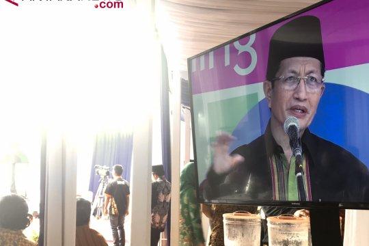 Nasaruddin Umar Office berdiri untuk stop potensi radikalisme