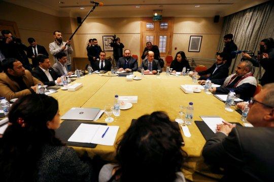 Pihak bertikai Yaman mulai rundingkan pertukaran tahanan