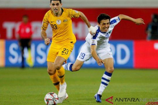 Ryan pahlawan Australia kalahkan Uzbekistan dalam drama adu penalti