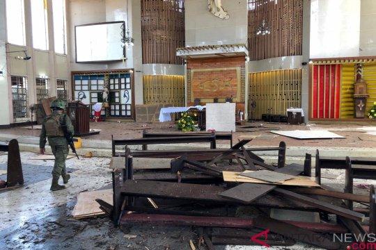 Serangan bom di Filipina
