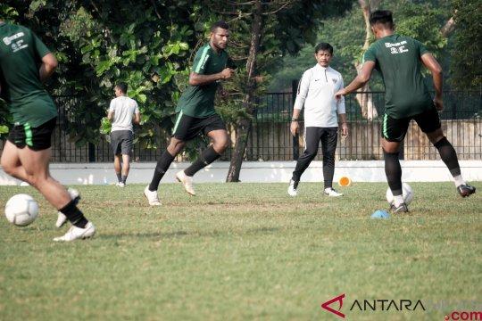 Indra Sjafrie masih akan seleksi pemain Timnas U-22