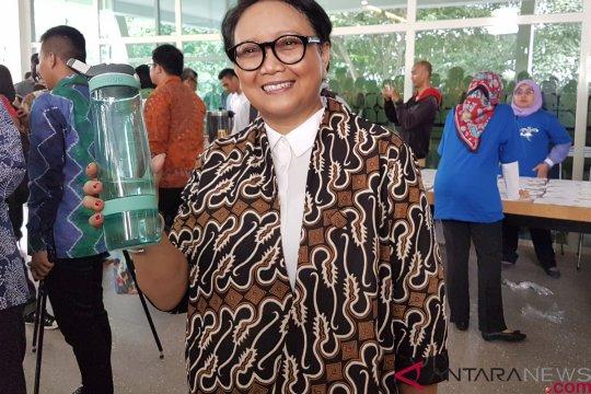 Menlu kampanyekan pencalonan Indonesia di Sidang Dewan HAM PBB
