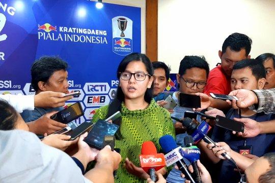 PSSI: perubahan nama klub disahkan di kongres 2020