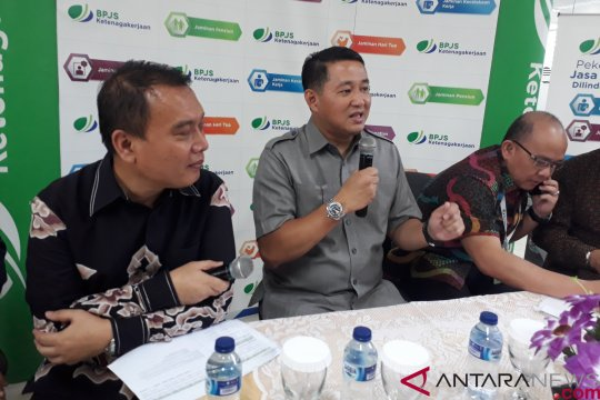 Rp9,65 M untuk 23 korban tsunami Selat Sunda