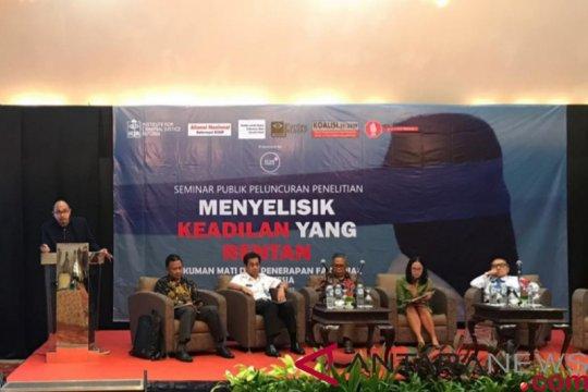 Kejagung dan MA diminta lakukan moratorium hukuman mati