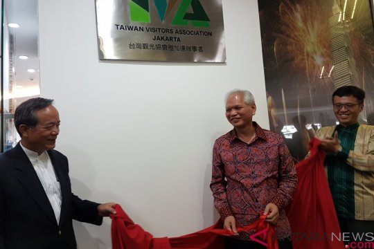 Kantor Taiwan Visitors Association dibuka di Jakarta
