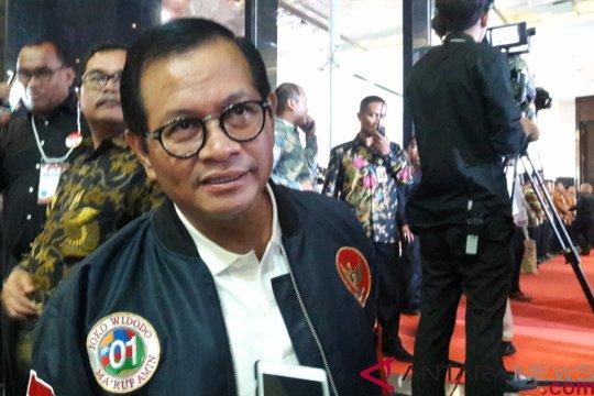 Pendukung Jokowi-Ma'ruf apresiasi debat berlangsung semarak