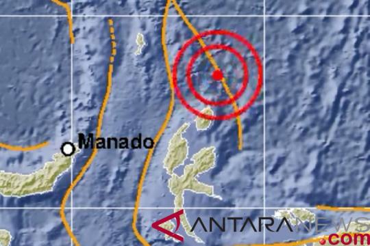 Gempa Morotai tidak berpotensi tsunami