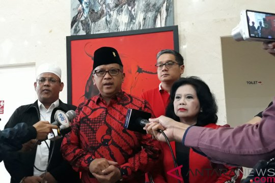 Parpol koalisi bahu membahu menangkan Jokowi-Ma