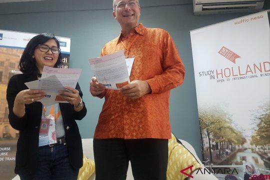 Jumlah mahasiswa Indonesia kuliah di Belanda terus tumbuh