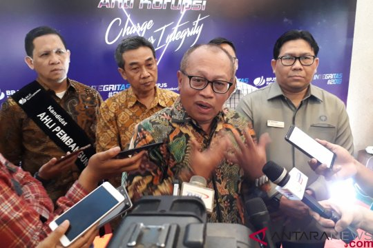 "BPJS-TK didik ""agen"" KPK untuk cegah korupsi"