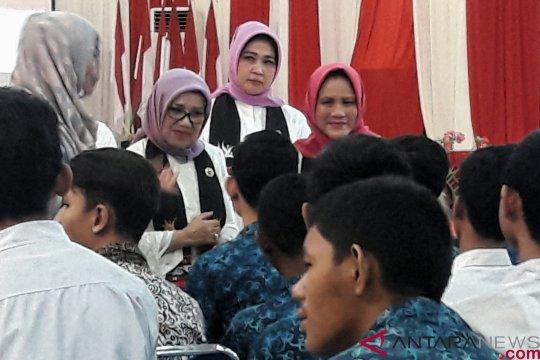 OASE Kabinet Kerja sosialisasi bahaya narkoba di Banda Aceh
