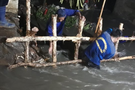 Banjir di Jatipadang telah surut