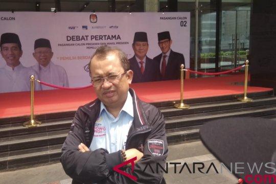 BPN: Prabowo siap jawab pertanyaan terkait isu pelanggaran HAM