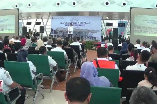 Bandara Kertajati diproyeksikan layani penerbangan haji untuk 39.000 jamaah