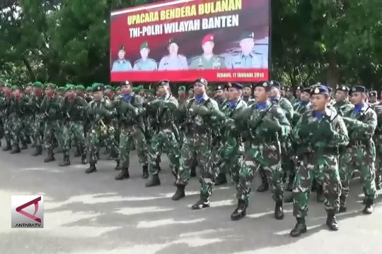 TNI-POLRI sinergi amankan Pemilu 2019