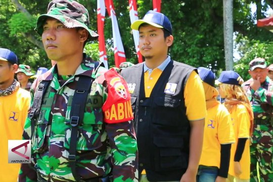 TNI Polri tambah peran di Rehab Rekon Lombok