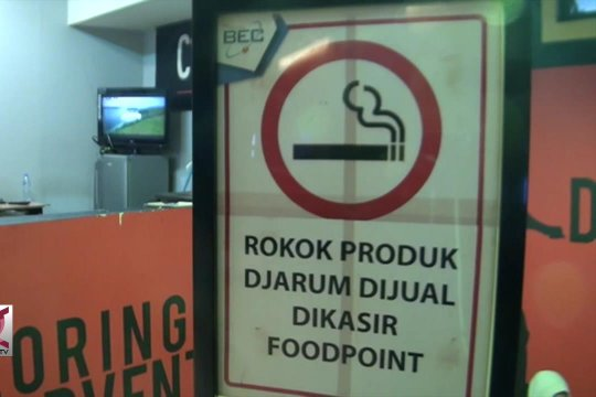 Wakil Wali Kota Bandung sidak kawasan tanpa rokok