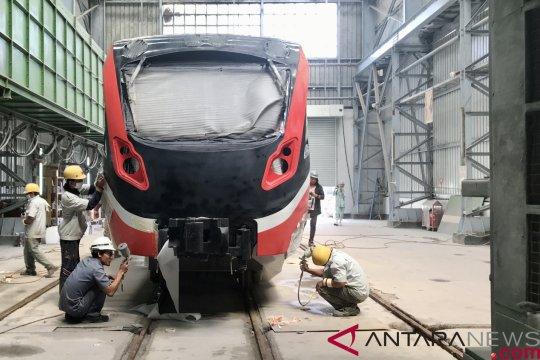 BPPT sebut INKA mampu produksi LRT dengan TKDN tinggi