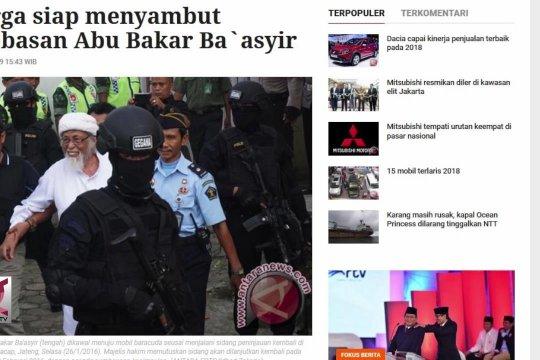 FPPP minta pembebasaan Ba'asyir tak dikaitkan radikalisasi