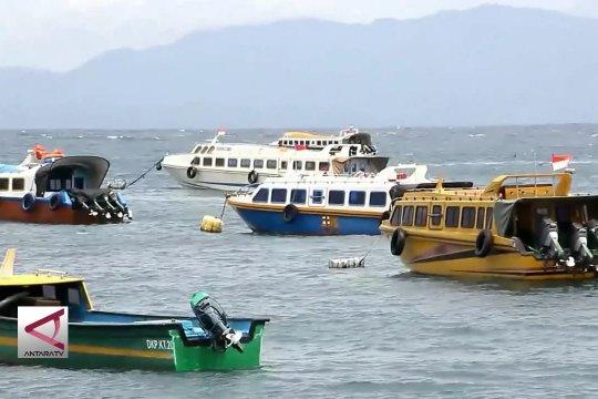 Buka tutup Pelabuhan Dufa-Dufa tergantung cuaca